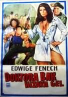 La dottoressa del distretto militare - Turkish Movie Poster (xs thumbnail)