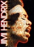 Jimi Hendrix - DVD movie cover (xs thumbnail)
