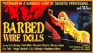 Frauengefängnis - British Movie Poster (xs thumbnail)