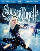 Sucker Punch - Blu-Ray cover (xs thumbnail)