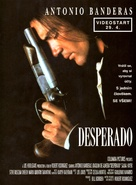 Desperado - Czech Movie Poster (xs thumbnail)