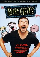 """""""The Ricky Gervais Show"""" - DVD movie cover (xs thumbnail)"""