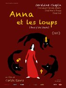 Ana y los lobos - French Movie Poster (xs thumbnail)