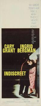 Indiscreet - Movie Poster (xs thumbnail)