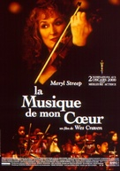 Music of the Heart - French Movie Poster (xs thumbnail)
