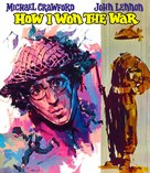 How I Won the War - Blu-Ray movie cover (xs thumbnail)