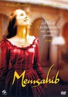 The Memsahib - Polish DVD cover (xs thumbnail)