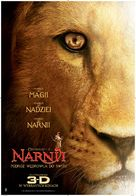 The Chronicles of Narnia: The Voyage of the Dawn Treader - Polish Movie Poster (xs thumbnail)