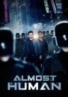 """Almost Human"" - Movie Cover (xs thumbnail)"