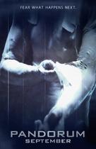 Pandorum - Movie Poster (xs thumbnail)