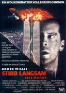 Die Hard - German Movie Poster (xs thumbnail)