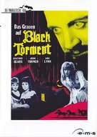 The Black Torment - German DVD cover (xs thumbnail)