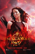 The Hunger Games: Catching Fire - Mexican Movie Poster (xs thumbnail)