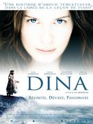 I Am Dina - French poster (xs thumbnail)