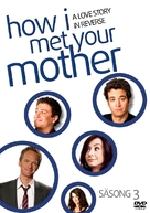 """""""How I Met Your Mother"""" - Swedish DVD movie cover (xs thumbnail)"""