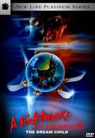 A Nightmare on Elm Street: The Dream Child - German Movie Cover (xs thumbnail)