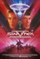 Star Trek: The Final Frontier - Movie Poster (xs thumbnail)