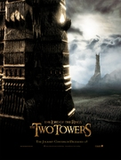 The Lord of the Rings: The Two Towers - Movie Poster (xs thumbnail)