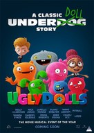UglyDolls - South African Movie Poster (xs thumbnail)