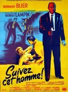 Suivez cet homme - French Movie Poster (xs thumbnail)