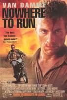 Nowhere To Run - Movie Poster (xs thumbnail)