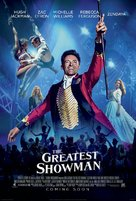 The Greatest Showman - British Movie Poster (xs thumbnail)