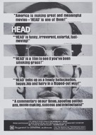 Head - Movie Poster (xs thumbnail)