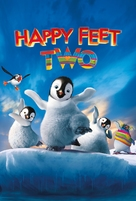 Happy Feet Two - Movie Cover (xs thumbnail)