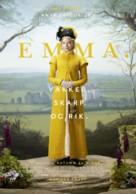 Emma - Danish Movie Poster (xs thumbnail)