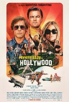 Once Upon a Time in Hollywood - Polish Movie Poster (xs thumbnail)