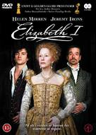 """Elizabeth I"" - Danish DVD cover (xs thumbnail)"