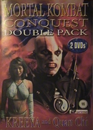 """Mortal Kombat: Conquest"" - British Movie Cover (xs thumbnail)"