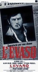 Veuve Couderc, La - Italian Movie Poster (xs thumbnail)