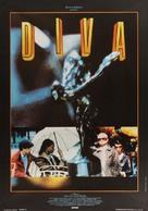 Diva - Italian Movie Poster (xs thumbnail)