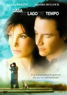 The Lake House - Italian DVD movie cover (xs thumbnail)