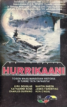 The Final Countdown - Finnish VHS movie cover (xs thumbnail)