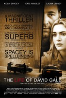 The Life of David Gale - Movie Poster (xs thumbnail)
