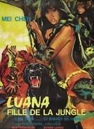 Luana la figlia delle foresta vergine - French Movie Poster (xs thumbnail)