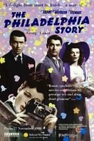 The Philadelphia Story - British Movie Poster (xs thumbnail)