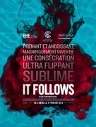 It Follows - French Movie Poster (xs thumbnail)