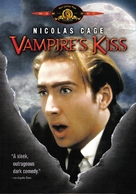 Vampire's Kiss - DVD cover (xs thumbnail)