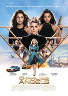 Charlie's Angels - Swiss Movie Poster (xs thumbnail)
