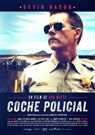 Cop Car - Spanish Movie Poster (xs thumbnail)