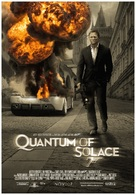 Quantum of Solace - poster (xs thumbnail)