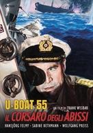 Haie und kleine Fische - Italian DVD movie cover (xs thumbnail)