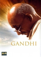 Gandhi - DVD cover (xs thumbnail)