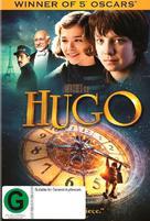 Hugo - New Zealand DVD cover (xs thumbnail)