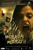 Películas para no dormir: Para entrar a vivir - Brazilian Movie Poster (xs thumbnail)