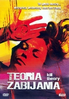 Kill Theory - Polish Movie Cover (xs thumbnail)