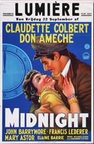 Midnight - Dutch Movie Poster (xs thumbnail)